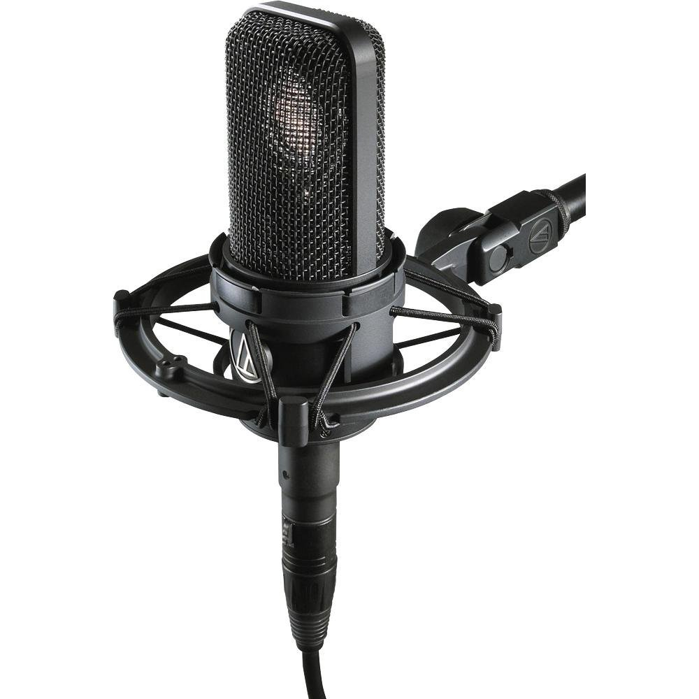 Great mics for a home studio - AT4040