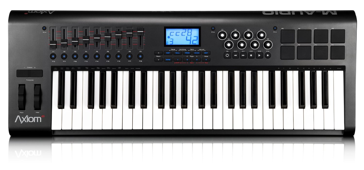 M-Audio AXIOM 49 Advanced 49-Key