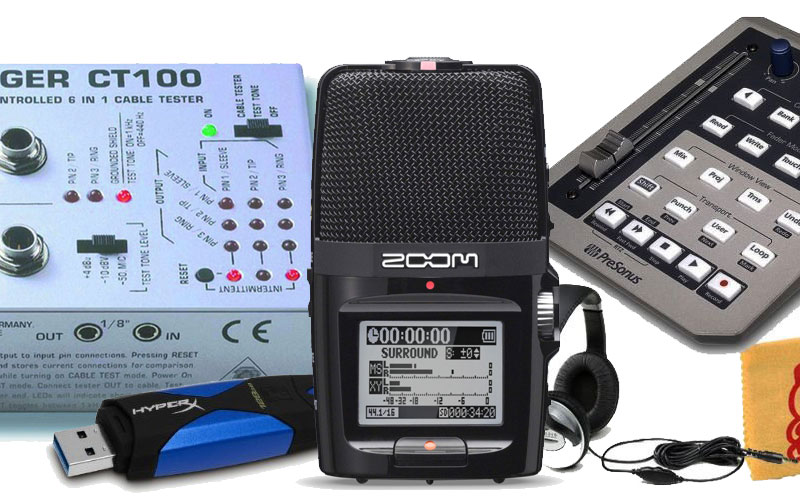 Best Tools for a Music Studio