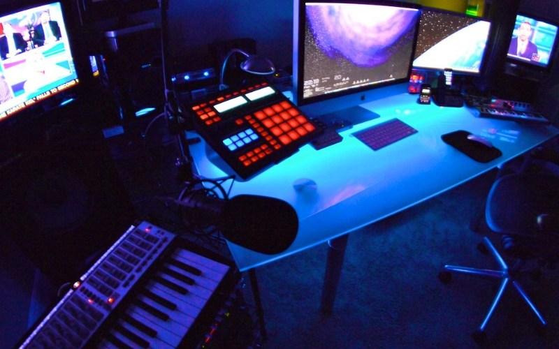 Affordable setup for a home recording studio