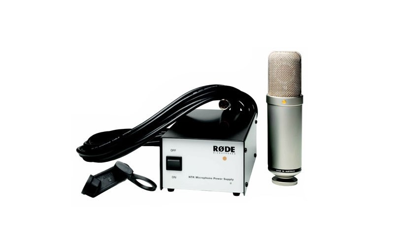 A review on Rode NTK Tube Condenser Microphone