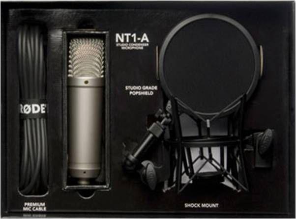 Rode-NT1A box