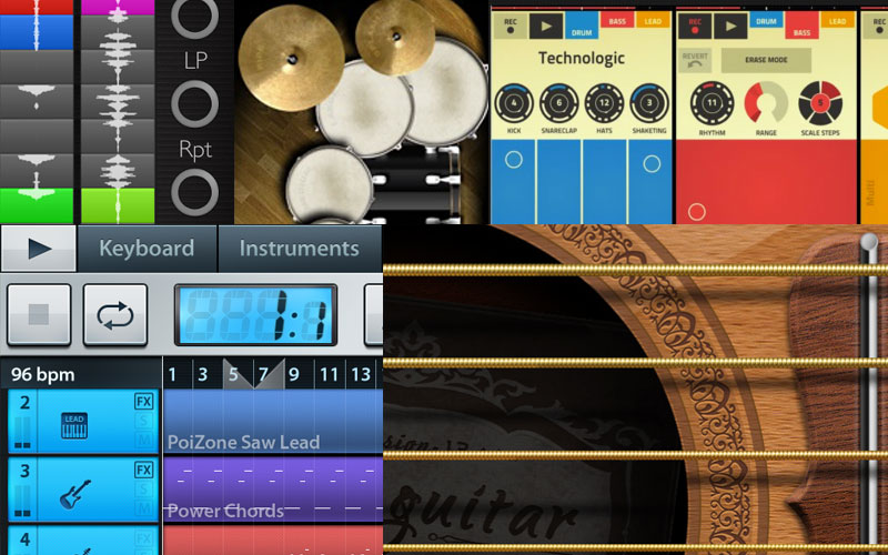 How to make music on your iPhone: 7 Music Apps for iPhone
