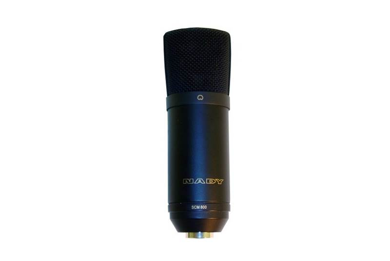 Nady SCM-800 Large Diaphragm Recording microphone