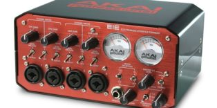 AKAI EIE audio interface