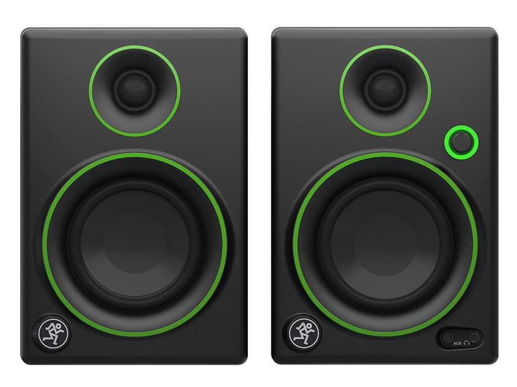 Studio Monitors: Mackie CR Series CR3
