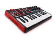 Akai Professional MPK MINI MKII  The best USB MIDI Keyboard for a home recording studio (1)