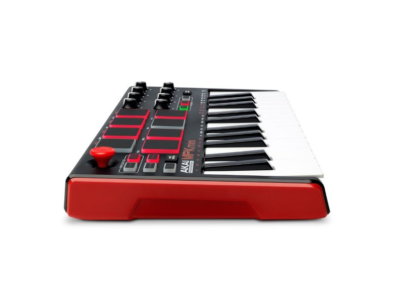 Akai Professional MPK MINI MKII  The best USB MIDI Keyboard for a home recording studio (3)