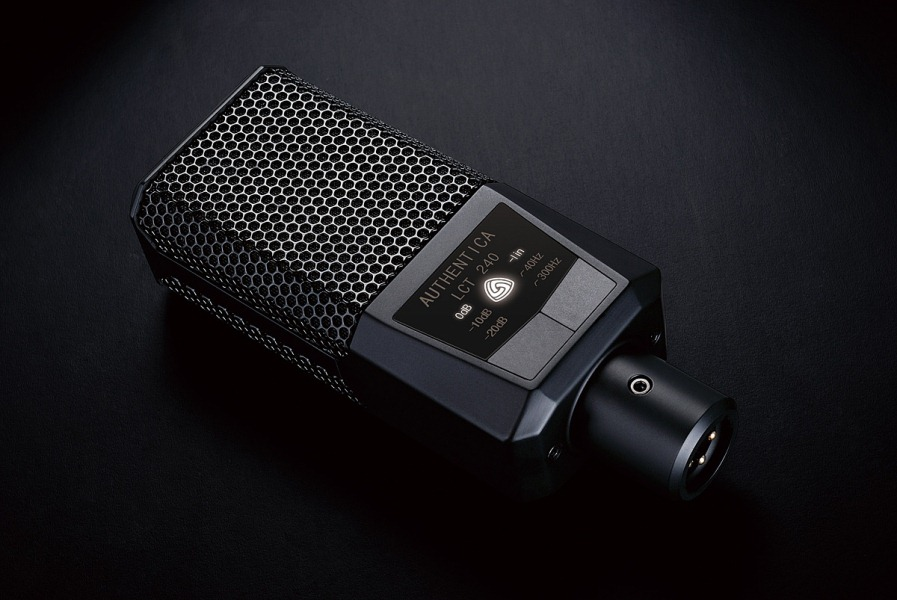 Best microphones - Lewitt LCT240 condenser microphone 2017