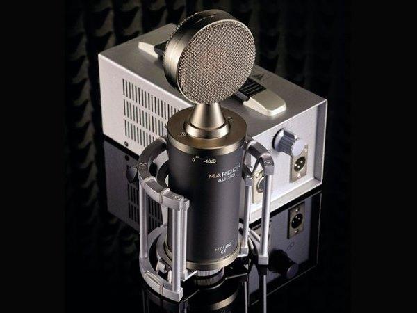Best microphones - Maroon MT100 condenser microphone 2018