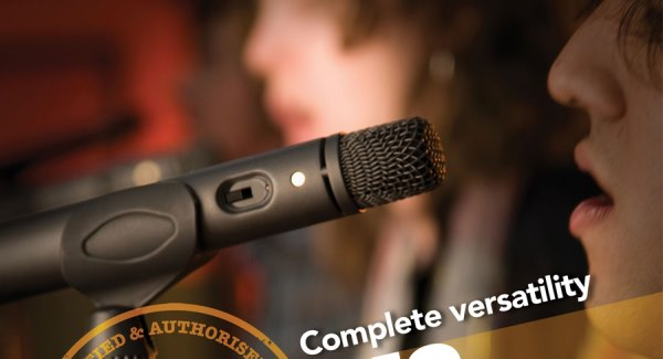Best microphones on the market - Rode M3 condenser microphone