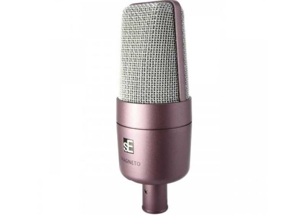 Best microphones - SE Electronic magento condenser microphone 2017
