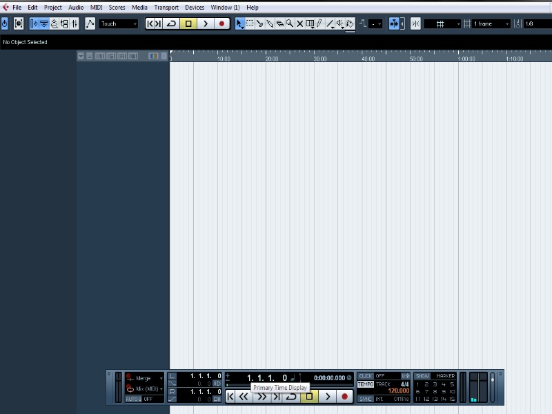 Cubase 5 Getting Started Tutorial