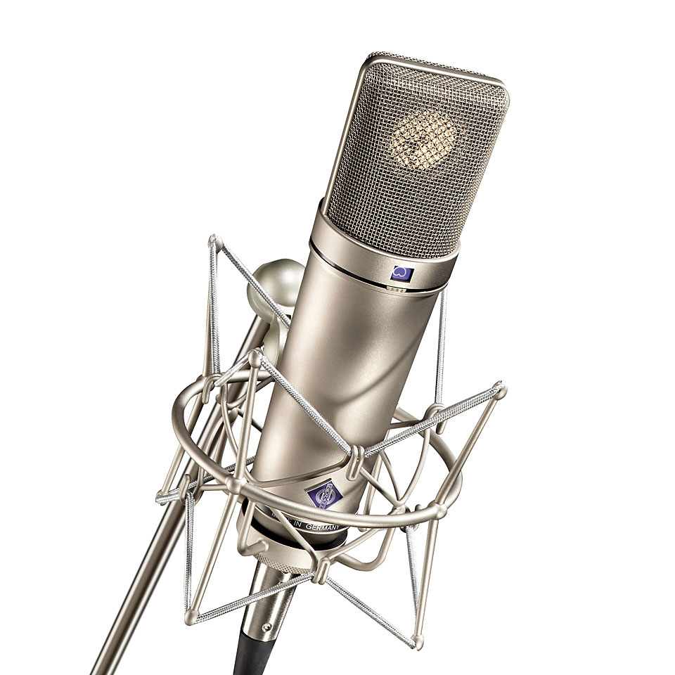 best condenser microphones for a home recording studio in 2018. Black Bedroom Furniture Sets. Home Design Ideas