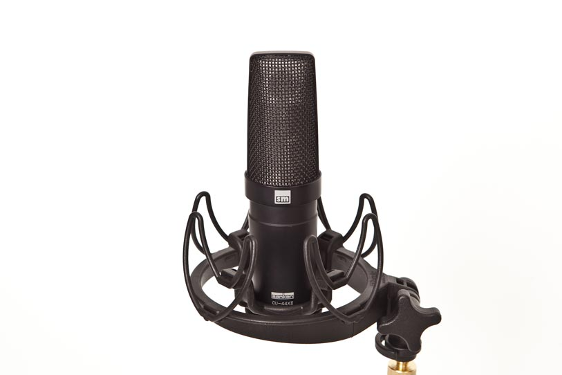 Sanken CU-44X MkII vocal condenser microphone for home studios