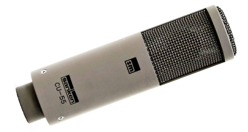 Sanken-CU-55-vocal-studio-recording-microphone